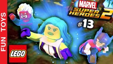 vitrine lego super heroes 2 13b