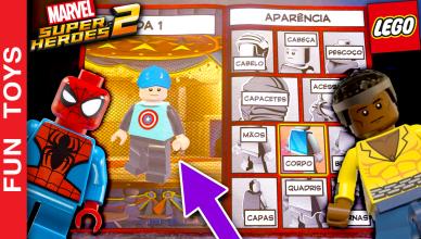 vitrine lego super heroes 2 20
