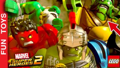 vitrine lego super heroes 2 23